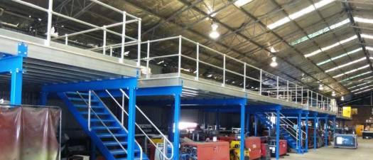 Mezzanine Warehouse 4
